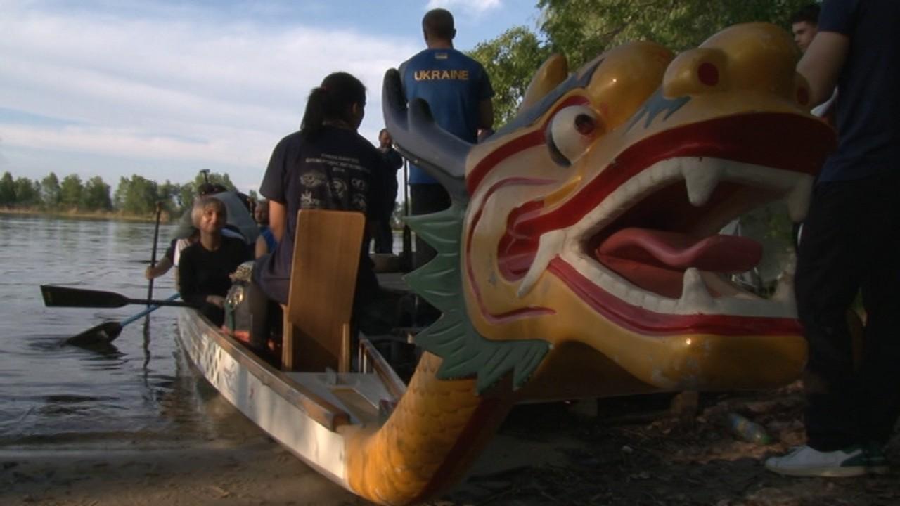Черкаські веслувальники на човнах «Дракон» повернулись із нагородами